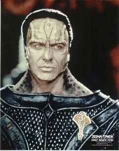 Damar of Deep Space Nine. One of the best character arcs in Trek. #startrek