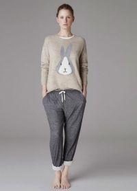 домашняя одежда oysho7