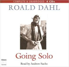 15 best audiolibros adultos images on pinterest audio books going solo roald dahl andrew sachs 9780754054078 amazon books fandeluxe Image collections