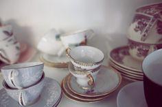 Teacups, Babylonstoren.