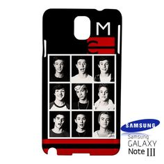 Magcon Samsung Galaxy Note 3 Hardsell Case Cover - PDA Accessories