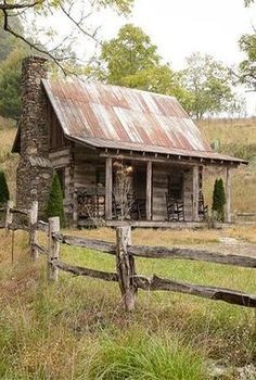100 Year Old Cabin