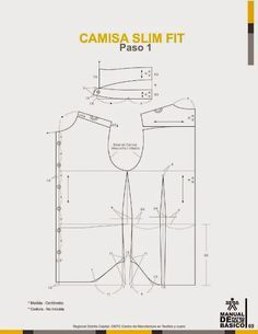Manual-de-Patronaje-Basico-e-Interpretación-de-Diseños - modelista Kitapları