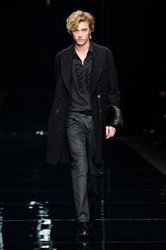 Lucky Blue | Ermanno Scervino Menswear Fall/Winter 2016 Milan ❤