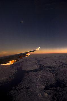 Plane views from my window seat - Uruguay