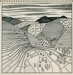 Guillermo Trapiello: Utopian Illustrations