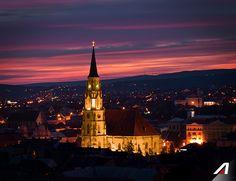 #Cluji scopri questo gioiellino di città!  #Cluji discover this little jewel! #Alitalia #destination #travel #discover #neplaces#airplane #airline