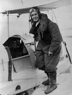 Jean Batten made the first flight from England to New Zealand.