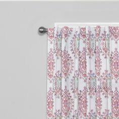 Shop for Vue Genaro Fashion Window Curtain. Get free delivery On EVERYTHING* Overstock - Your Online Home Decor Outlet Store! Curtains For Sale, Drapes Curtains, Curtains Walmart, Room Darkening, Rod Pocket, Windows, Fabric, Pink, Target