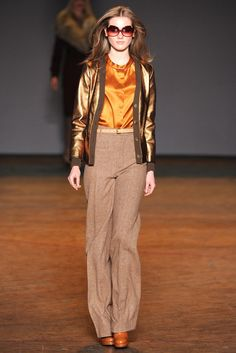 Marc by Marc Jacobs Fall 2011 Ready-to-Wear Fashion Show Collection