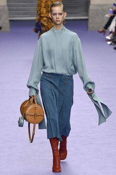 Mulberry Autumn/Winter 2017 Ready to Wear Collection