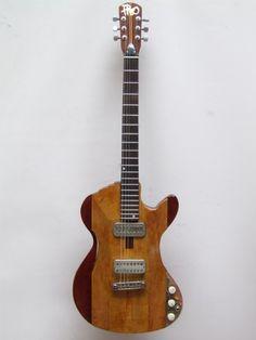 Pheo Guitars / Prepaul