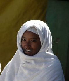 Young woman from Debark, Ethiopia. Photographer: Stephen Smith