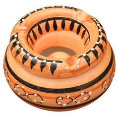 Moroccan Round Ceramic Ash Tray