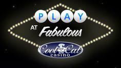 CoolCat Casino $100 No deposit and 400% welcome bonus