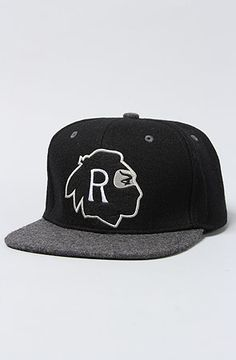 The Native Snapback Cap in Black by RockSmith 20% off with repcode FRESHYFRESH19 at Karmaloop.com