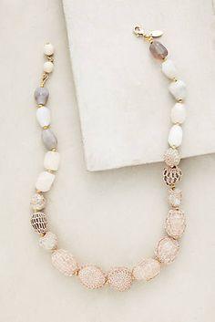 Iolanta Lace Necklace