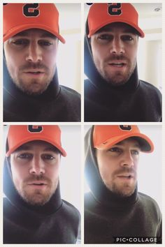 Stephen Amell...insta stories ❤️❤️