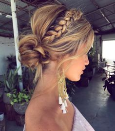- On My Mind: Instagram Hair Inspiration, long hairstyles, up hair styles, everyday hairstyles