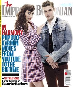 KARMIN. From musical theater to hip hop.
