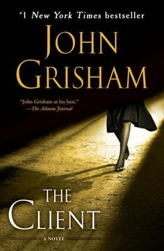 The Client by John Grisham ~In a weedy lot on the outskirts of Memphis, twoboys watch a shiny Lincoln pull up to thecurb...Eleven-year-old Mark Sway and his younger brotherwere sharing a forbidden cigarette when a chanceencounter with a suicidal lawyer left Mark knowinga bloody and explosive secret: the whereabouts ofthe most sought-after dead body in America. Now Mark is caughtbetween a legal system