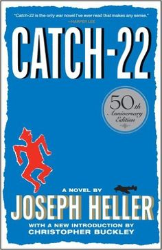 Catch-22: 50th Anniversary Edition: Joseph Heller, Christopher Buckley: 9781451626650: AmazonSmile: Books