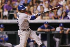 Informando24Horas.com: Juan Uribe de 5-3 en victoria de los Dodgers