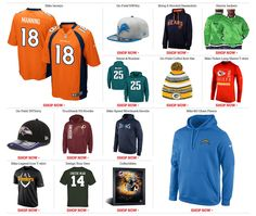 NFL Holiday Gift Guide - Mens Gifts