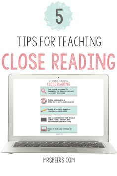 5 Tips for Teaching
