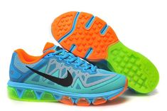 best service 3403c 0f9f0 New And Cheap 2018 Nike Air Max Tailwind 7 Hyper Teal Total Orange Lime  Green