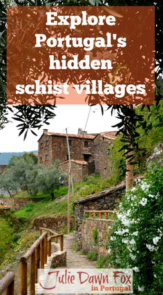 Explore central Portugal's hidden schist villages. Some are tucked away in the mountains, others are closer to rivers. All of them have a lingering charm and sense of otherworldliness. Discover more by clicking on the image to read the article.