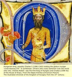 Moorish King of Hungary. CRAAAZZZYY!!!! For real!?