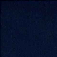 Medium weight bamboo rayon/lycra fabric, $12.98 per yard. Navy.