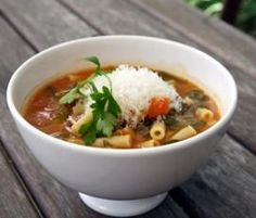 Recipe Minestrone Soup by Sandie7 - Recipe of category Soups