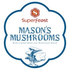 Mason's Mushrooms Powdered Extract Blend