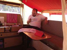 Interior Seating Of A Tent  #TrailerTentrental,#rentatent, #trailertent  http://www.rentatrailertent.co.uk/