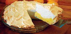 Receta Casera: Pie de Limón