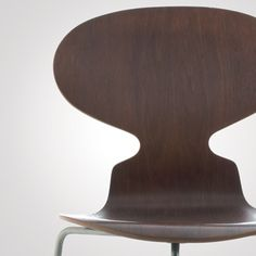 The Ant Chair, (Made by Fritz Hansen). By Arne Jacobsen, 1952.
