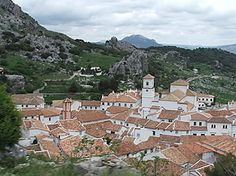 Grazalema and the white villages of Andalucia