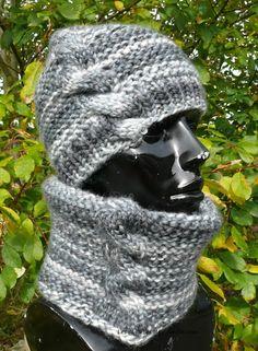 Avec les températures qui plongent, voici de quoi occuper vos aiguilles pour faire en sorte que petits et grands sortent affronter l'hiver...