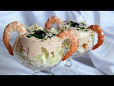 Cóctel de marisco   Cocina
