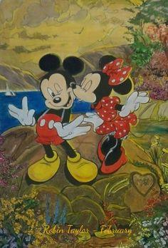 Disney Dreams Collection Thomas Kinkade Studios Coloring Book Colored With Caran D Ache Luminance Coloring Thomas Kinkade Disney Thomas Kinkade Disney Dream