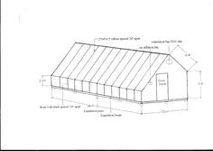 Bradford Research & Extension Center website shares an interesting article about building a passive solar greenhouse that actually stores heat with Diy Greenhouse Plans, Aquaponics Greenhouse, Build A Greenhouse, Passive Solar, Permaculture, Aqua Farm, Research Centre, Solar Energy, 3d Printing