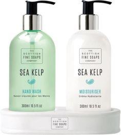 Scottish Fine Soaps Sea Kelp Hand Care Duo