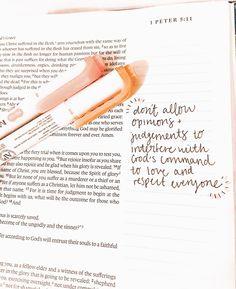 Bible Encouragement, Christian Encouragement, Cute Bibles, Study Pictures, Study Pics, Bible Photos, Bible Doodling, New Bible, Bible Study Journal
