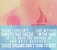 Dreams Don't Turn to Dust-Owl City I love this song