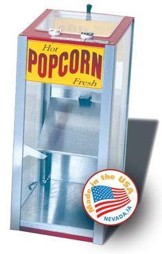 WebPopcorn.com - 2150110 Paragon 70 Quart Popcorn Warmer, $281.05 (http://www.webpopcorn.com/paragon-70-quart-popcorn-warmer/)