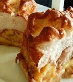 19415c0d607b7f844f96e66e810040c6 French Toast, Food And Drink, Pie, Homemade, Cooking, Breakfast, Easy, Recipes, Gastronomia