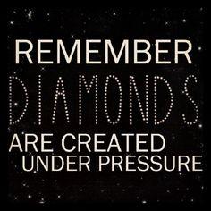 #Diamonds #pressure #rewards » @The Beauty Edge » Instagram Profile » Followgram