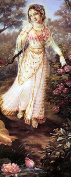 Radharani—The Feminine Side of God | Krishna.com